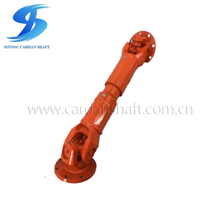 Industrial Cardan Shaft for Petroleum Drilling Machine