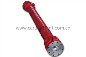 Cardan Shaft Used in Heavy Loading Machinery Equipment