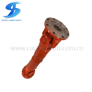 Professional Customized Drawworks Sleeve Types of Shaft Couplings