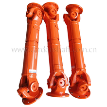 Heavy Duty Oil Rig Universal Transmission Shaft Coupling