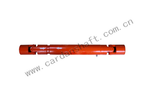 Widely Used Flexible Cardan Drive Shaft