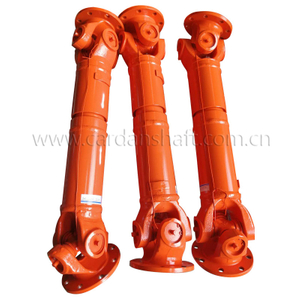 Big Size Industrial Cardan Shaft Assembly