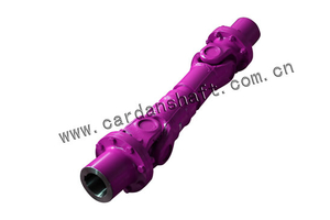 6500 Air Separation Non-flexible Fan Cardan Shaft